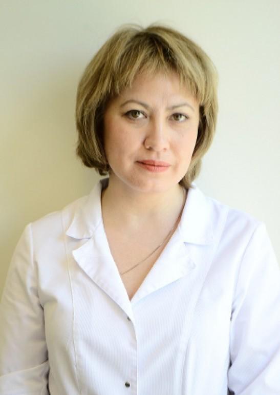 Жанна Юсова